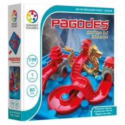 Pagodes, édition du dragon