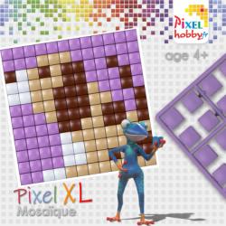 Kit 1 mini-plaque XL - Chien
