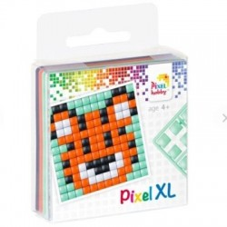 Kit 1 mini-plaque XL - Tigre
